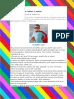 13hojas Del Cuentos de Valores Expresion Artistica Imprimir