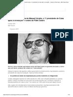 Manuel Urrutia (Cuba)