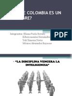 Porque Colombia Es Un Pais Pobre