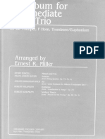 Trio Brass Intermediaire PDF