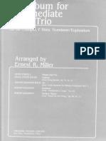 Trio Brass Intermediaire PDF