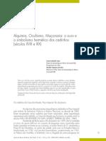 Alquimia, ocultismo, maçonaria - o ouro e o simbolismo hermético dos cadinhos.pdf