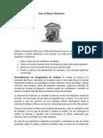 Caso Banco Amazónico