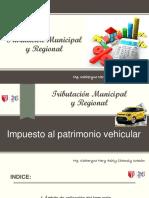9. Impuestos Municipales y Regionales 29.10 Al 02.11.2018