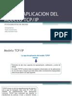 Capa Aplicacion Tcp/ip