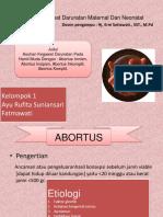 abortus komplit