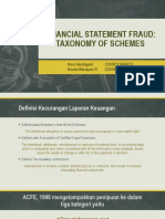 Taxnomy FS Fraud