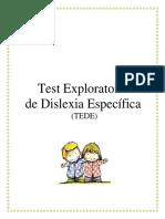 TEDE- TEST DE DISLEXIA.pdf