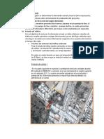Estudio de Trafico Pampa El Lino