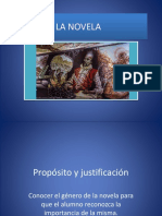 LA NOVELA PRESENTACION POWER POINT.pptx