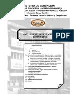 Modulo Analisi de Datos Cuantitativos