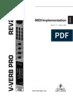 REV2496 MIDI Implementation Rev A