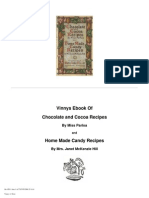 Chocolate Recipes