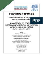 Ciesas-Simposio 2018