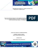 1. Actividad de Aprendizaje 6 Requisitos Comerciales