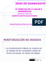 Monitorizacion en Pediatria