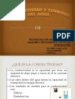 CONDUCTIVIDAD DE AGUA