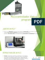 PLC(Controlador Lógico Programable)