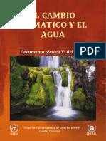 Libro Cambio Climatico y El Agua