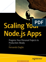 Scaling Your Node.js Apps