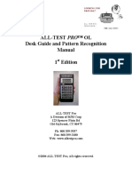 ATPOL Desk Guide and Pattern Recognition Manual AC Only