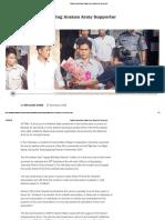 Balloon-Launching Arakan Army Supporter Sentenced
