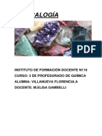 INTRODUCCION mineralogia