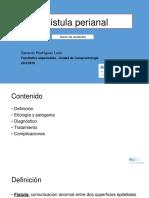 Fc3adstula Perianal Gerardo Rodrc3adguez Lec3b3n1