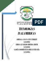 Tecnologias Inalambricas 2