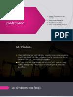 Ind. Petrolera