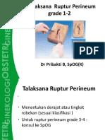 Workshop Perineum 1-2 (PRIBAKTI)