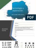 Semiología y Exploración