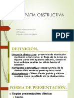 12 Uropatia Obstructiva-clase