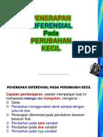 03-PENERAPAN DIFERENSIAL