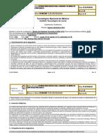 Instrumentación Didáctica Diseño de Sistemas Acuicolas II