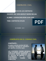Ppt Contrtatos Civiles Peru
