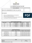 Membership Tariff CORPORATE
