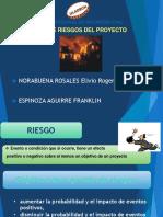 Gestion de Riesgo 2018 II