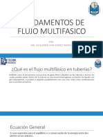 Fundamentos de Flujo Multifasico