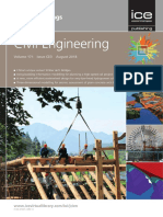 ICE civil Engineering Proceedings