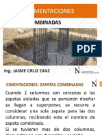 Semana 3a Zapatas Combinadas(1)