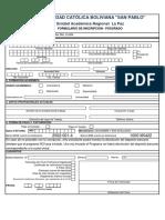 Formulario de Inscripción - Diplomado en Finanzas Del Clima