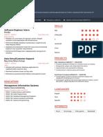 rodhajian resume