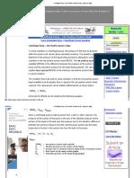 Centrifugal Pump - Net Positive Suction Head - Engineers Edge