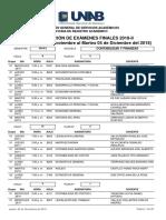 ProgramacionExamenesFinales2018 II