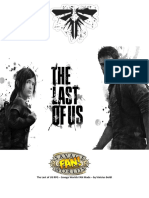 Sávag Worlds - The Last of Us - Biblioteca Élfica