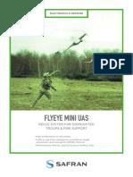 FLYEYE mini UAS