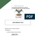 Asis Abancay