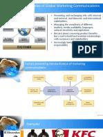 Management of Global Communications