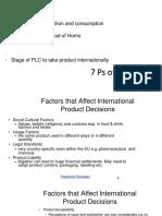 Global Service Marketing